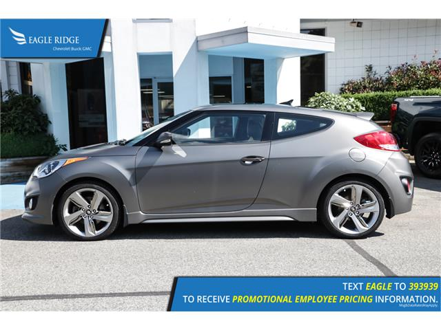 2013 Hyundai Veloster Turbo (Stk: 130347) in Coquitlam - Image 3 of 14
