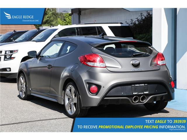 2013 Hyundai Veloster Turbo (Stk: 130347) in Coquitlam - Image 4 of 14