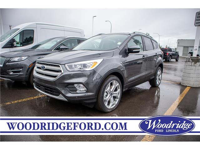 2019 Ford Escape Titanium (Stk: K-1437) in Calgary - Image 1 of 5