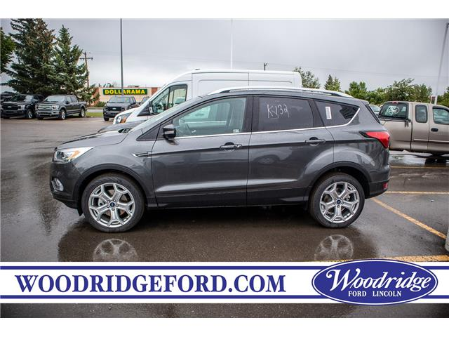 2019 Ford Escape Titanium (Stk: K-1437) in Calgary - Image 2 of 5