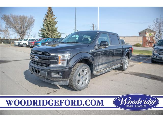 2019 Ford F-150 Lariat (Stk: K-1493) in Calgary - Image 1 of 5