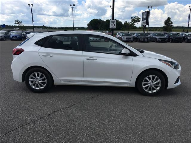 2019 Hyundai Accent Preferred (Stk: 19-62124RJB) in Barrie - Image 4 of 26