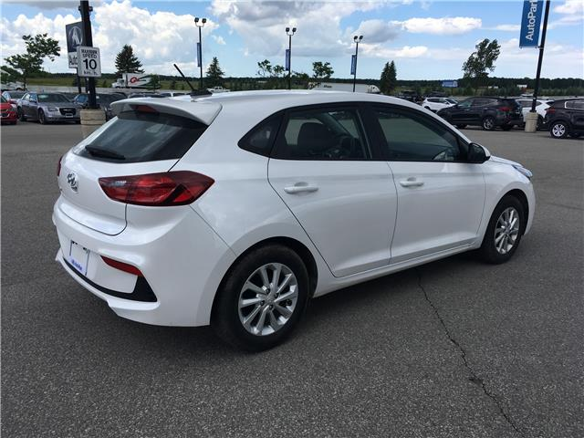 2019 Hyundai Accent Preferred (Stk: 19-62124RJB) in Barrie - Image 5 of 26