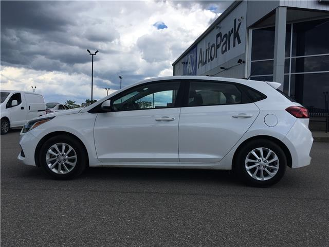 2019 Hyundai Accent Preferred (Stk: 19-62124RJB) in Barrie - Image 8 of 26