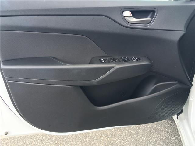 2019 Hyundai Accent Preferred (Stk: 19-62124RJB) in Barrie - Image 11 of 26