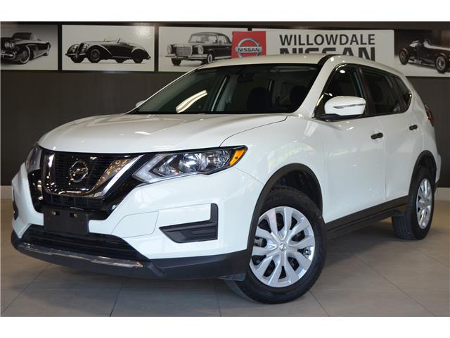 2017 Nissan Rogue S (Stk: E6822A) in Thornhill - Image 1 of 28