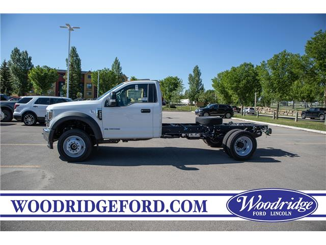 2019 Ford F-550 Chassis XLT (Stk: K-1556) in Calgary - Image 2 of 4