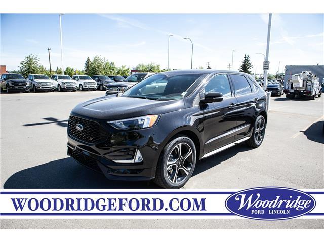 2019 Ford Edge ST (Stk: K-1716) in Calgary - Image 1 of 5