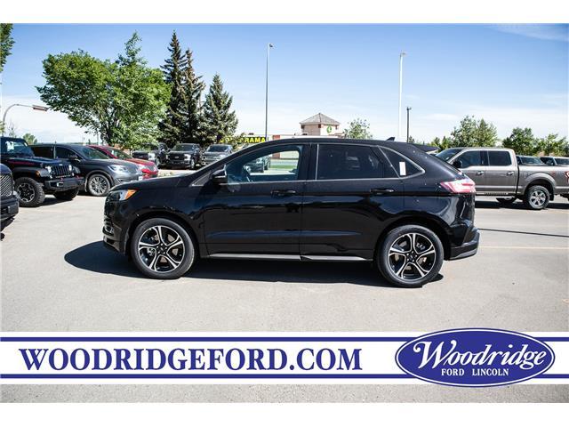 2019 Ford Edge ST (Stk: K-1716) in Calgary - Image 2 of 5