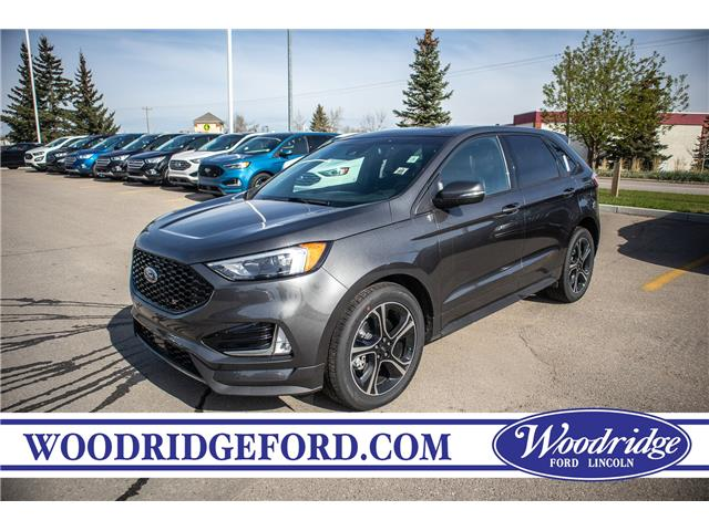 2019 Ford Edge ST (Stk: K-1717) in Calgary - Image 1 of 5