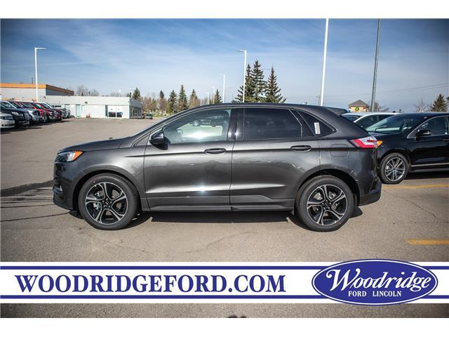 2019 Ford Edge ST (Stk: K-1717) in Calgary - Image 2 of 5