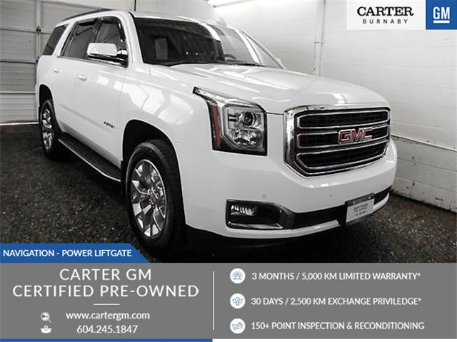 2017 GMC Yukon SLT (Stk: P9-58191) in Burnaby - Image 1 of 25