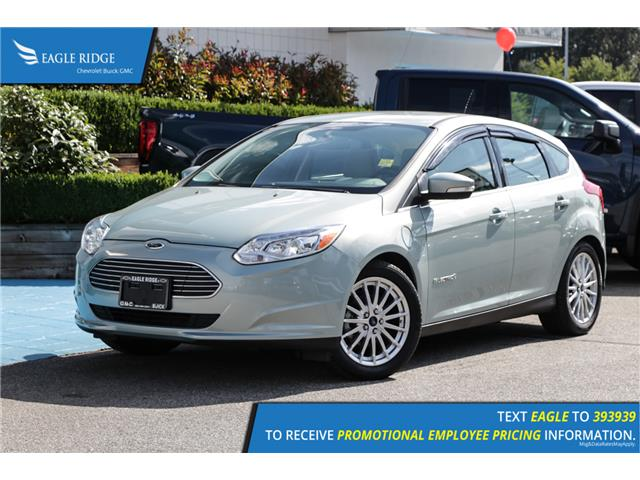 2014 Ford Focus Electric Base (Stk: 149272) in Coquitlam - Image 1 of 16