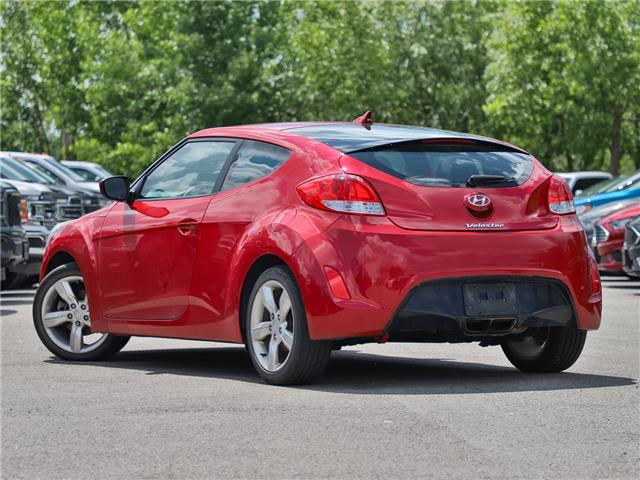 2014 Hyundai Veloster Base (Stk: 19ED764T1) in St. Catharines - Image 2 of 21
