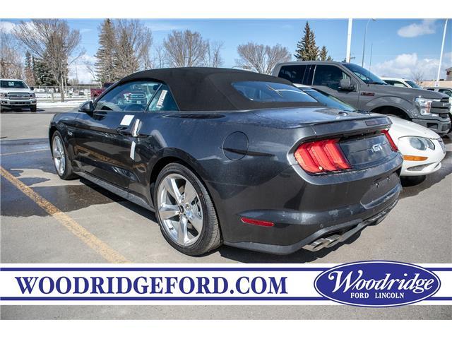 2019 Ford Mustang GT Premium (Stk: KK-96) in Calgary - Image 3 of 5