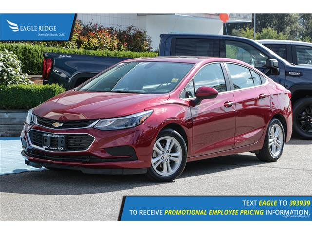 2018 Chevrolet Cruze LT Auto (Stk: 189625) in Coquitlam - Image 1 of 17