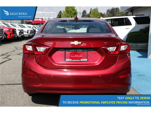 2018 Chevrolet Cruze LT Auto (Stk: 189625) in Coquitlam - Image 5 of 17