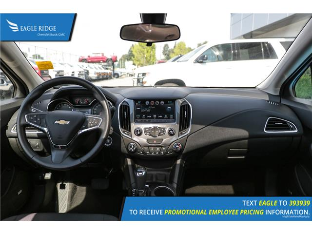 2018 Chevrolet Cruze LT Auto (Stk: 189625) in Coquitlam - Image 8 of 17