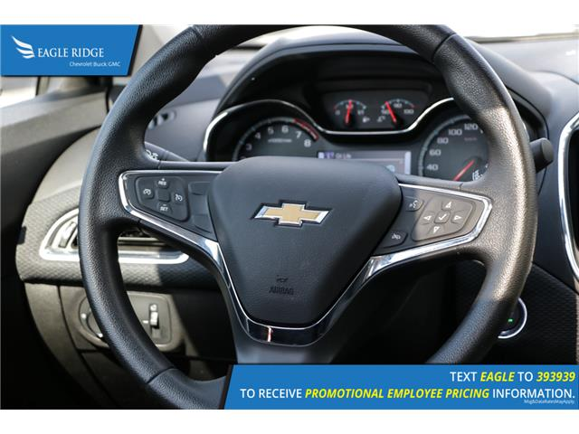 2018 Chevrolet Cruze LT Auto (Stk: 189625) in Coquitlam - Image 9 of 17