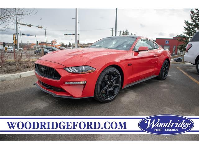 2019 Ford Mustang GT Premium (Stk: KK-103) in Calgary - Image 1 of 5