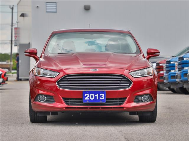 2013 Ford Fusion SE (Stk: 19ES714T) in St. Catharines - Image 6 of 23