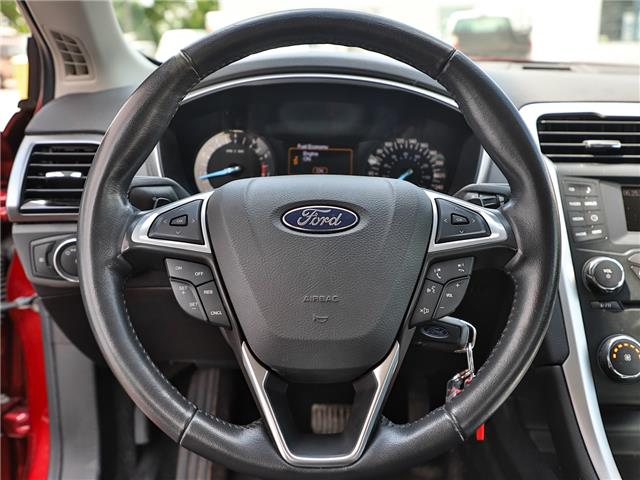 2013 Ford Fusion SE (Stk: 19ES714T) in St. Catharines - Image 14 of 23