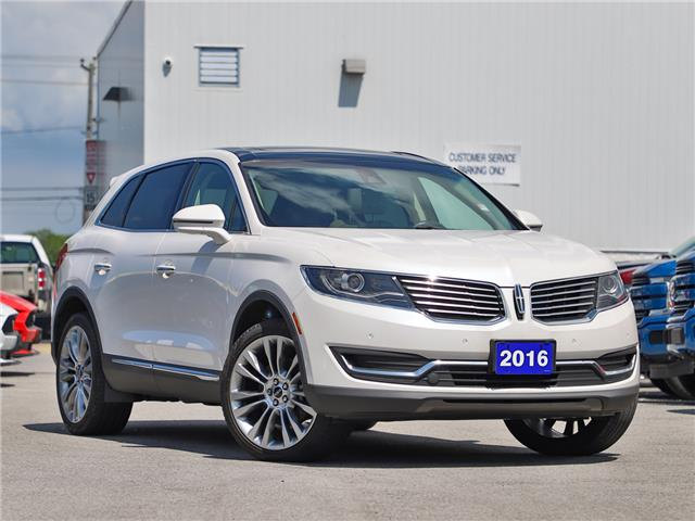 2016 Lincoln MKX Reserve (Stk: 602735) in St. Catharines - Image 1 of 28