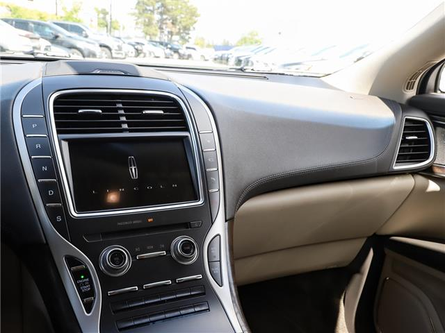 2016 Lincoln MKX Reserve (Stk: 602735) in St. Catharines - Image 17 of 28