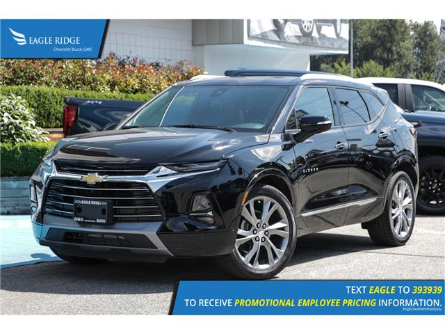 2019 Chevrolet Blazer Premier (Stk: 95000A) in Coquitlam - Image 1 of 20