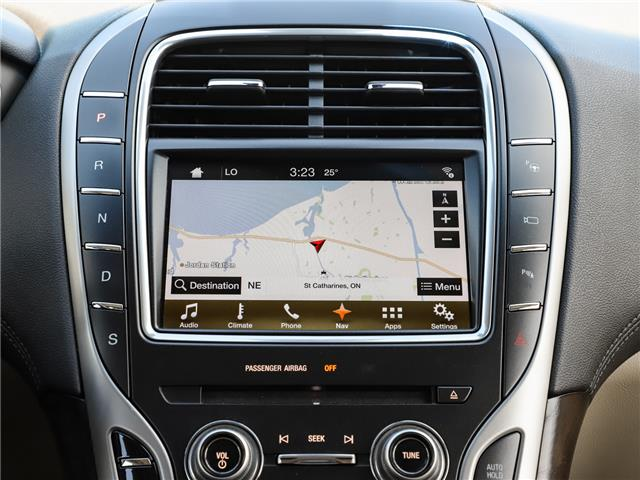 2016 Lincoln MKX Reserve (Stk: 602735) in St. Catharines - Image 21 of 28