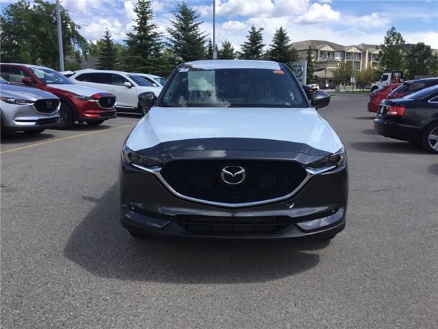 2019 Mazda CX-5 Signature (Stk: N4905) in Calgary - Image 2 of 4