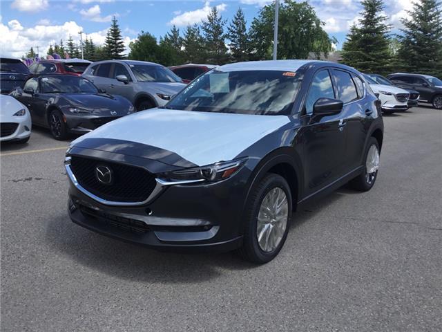 2019 Mazda CX-5 Signature (Stk: N4905) in Calgary - Image 3 of 4