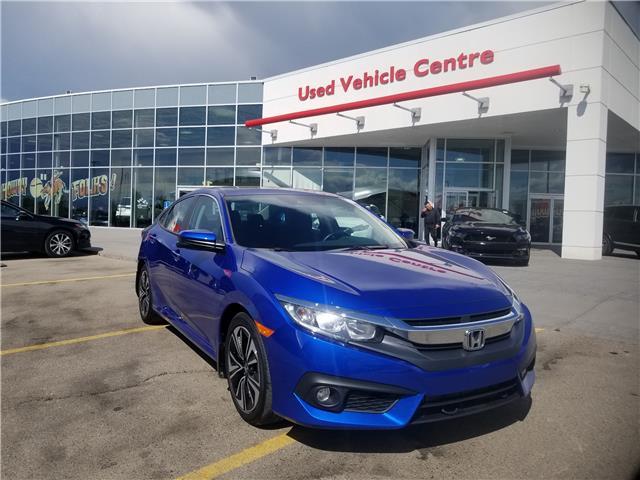 2016 Honda Civic EX-T (Stk: 2191108A) in Calgary - Image 1 of 29