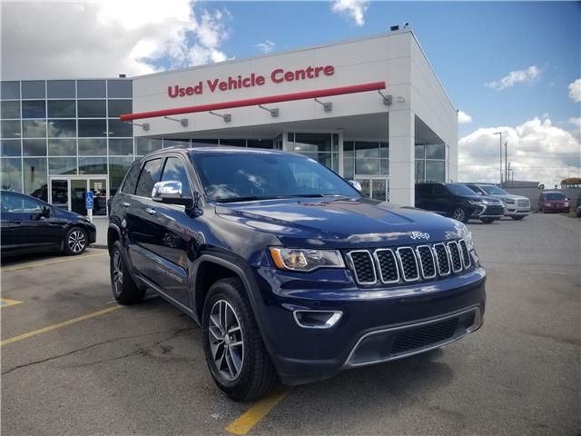 2017 Jeep Grand Cherokee Limited (Stk: U194215) in Calgary - Image 1 of 28