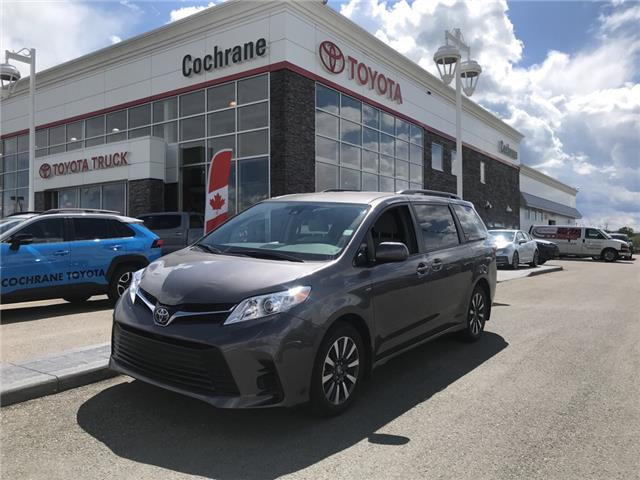 2019 Toyota Sienna LE 7-Passenger (Stk: 2883) in Cochrane - Image 1 of 15
