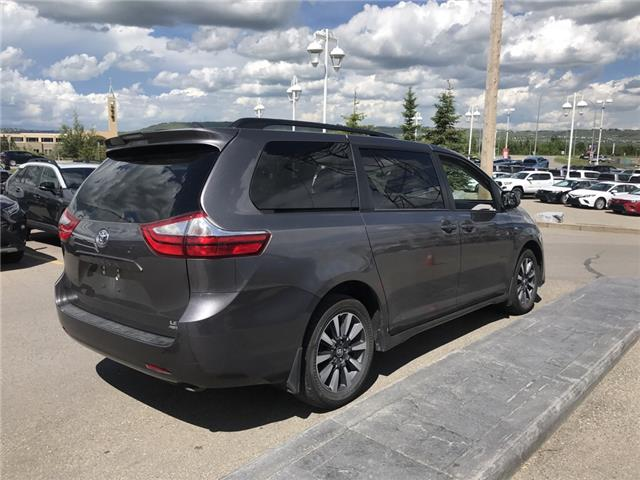 2019 Toyota Sienna LE 7-Passenger (Stk: 2883) in Cochrane - Image 5 of 15