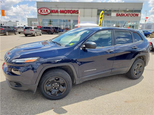 2015 Jeep Cherokee Sport (Stk: 39083A) in Saskatoon - Image 1 of 30