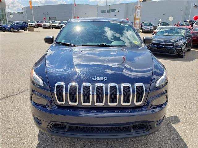 2015 Jeep Cherokee Sport (Stk: 39083A) in Saskatoon - Image 21 of 23