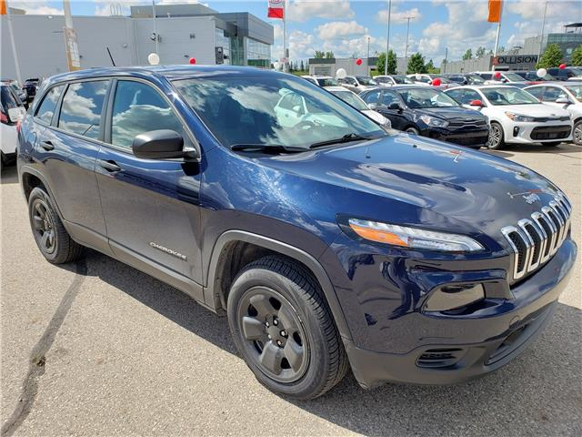 2015 Jeep Cherokee Sport (Stk: 39083A) in Saskatoon - Image 2 of 30