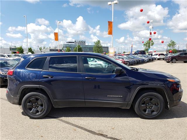 2015 Jeep Cherokee Sport (Stk: 39083A) in Saskatoon - Image 20 of 23