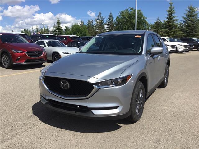 2019 Mazda CX-5 GS (Stk: N4909) in Calgary - Image 3 of 4
