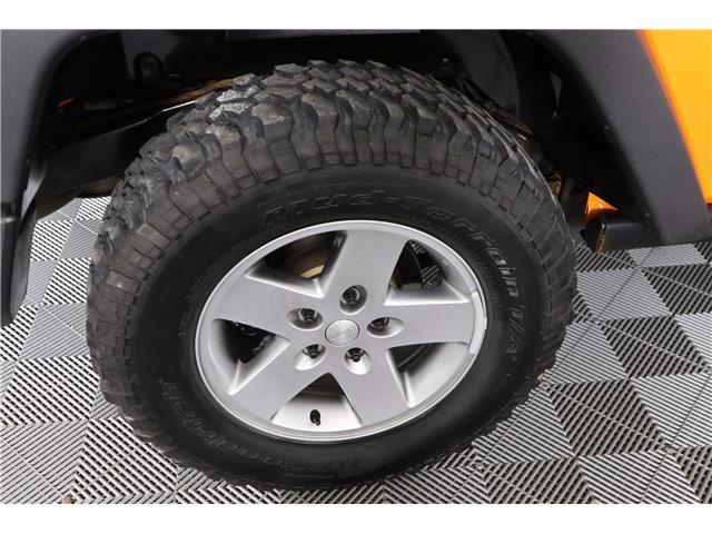 2012 Jeep Wrangler Rubicon (Stk: 19-424A) in Huntsville - Image 10 of 30
