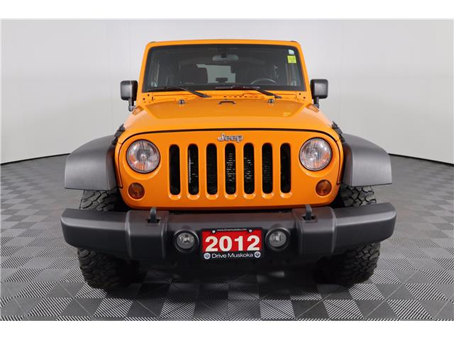 2012 Jeep Wrangler Rubicon (Stk: 19-424A) in Huntsville - Image 2 of 30