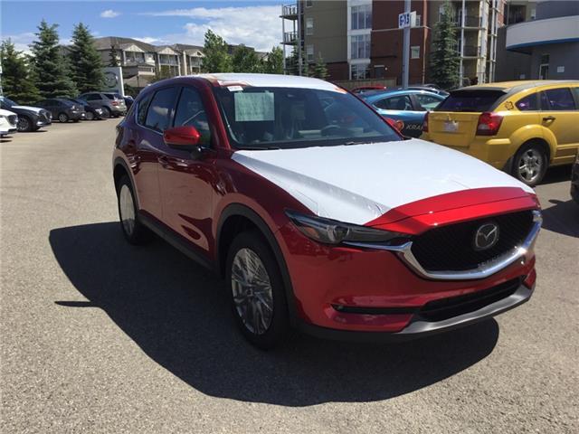 2019 Mazda CX-5 Signature (Stk: N4908) in Calgary - Image 1 of 4