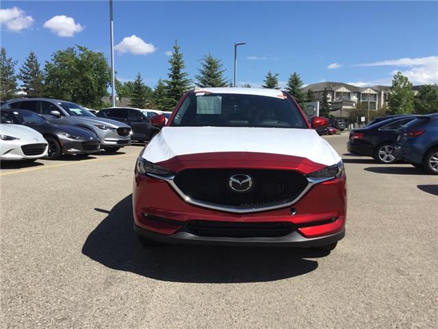 2019 Mazda CX-5 Signature (Stk: N4908) in Calgary - Image 2 of 4