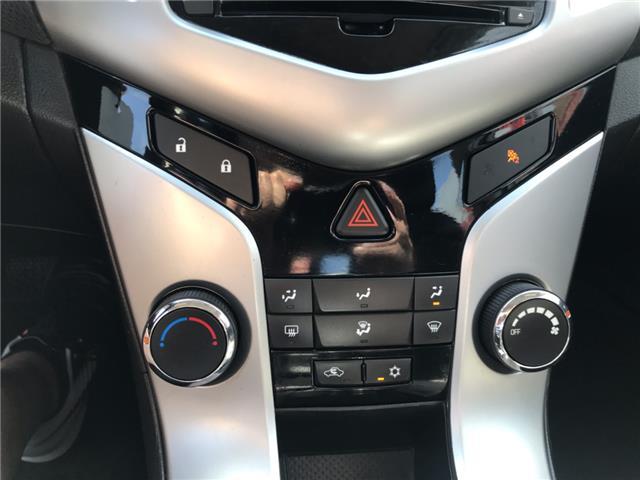 2014 Chevrolet Cruze 1LT (Stk: E7244798) in Sarnia - Image 14 of 18