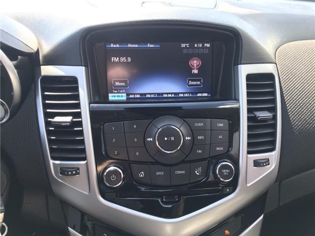 2014 Chevrolet Cruze 1LT (Stk: E7244798) in Sarnia - Image 15 of 18
