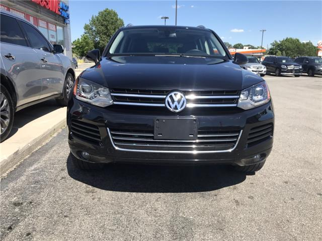 2014 Volkswagen Touareg 3.6L Comfortline (Stk: ED010751T) in Sarnia - Image 2 of 27