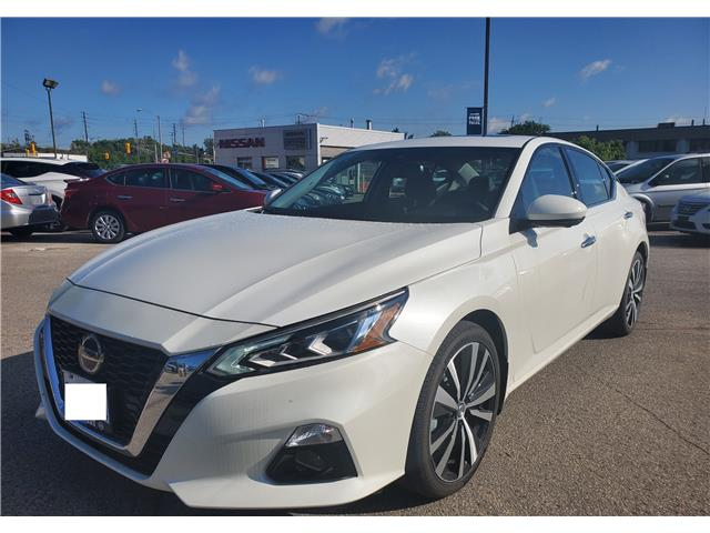 2019 Nissan Altima 2.5 Platinum (Stk: D314759A) in Scarborough - Image 1 of 6