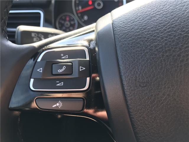 2014 Volkswagen Touareg 3.6L Comfortline (Stk: ED010751T) in Sarnia - Image 19 of 27